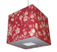 20cm Square Lampshade Making Kit